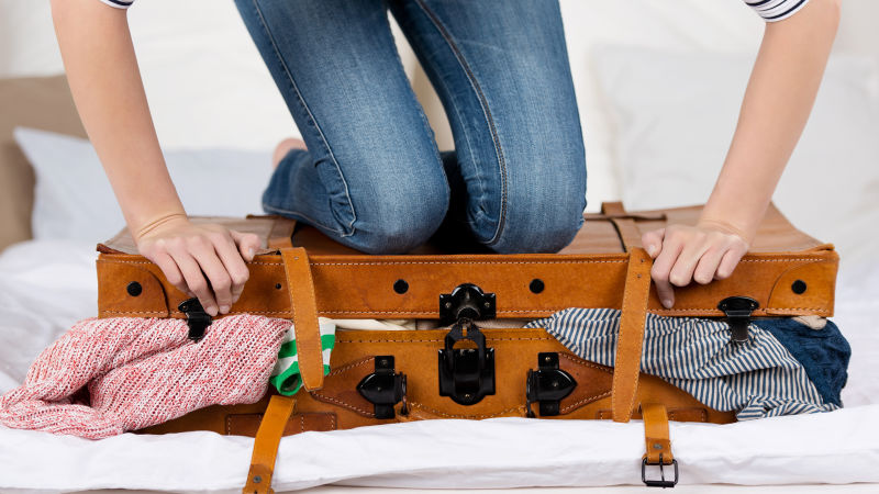 How To Pack Your Suitcase Efficiently – Memorial Day Travel