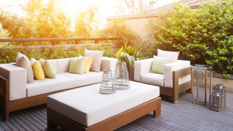 Storing your Patio Furniture for the Season